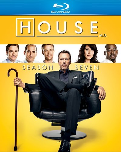 Cover art for  House, M.D.: Season Seven [Blu-ray]