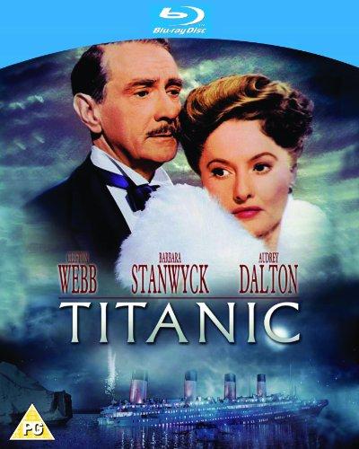 CCHD - Cine Clásico en HD: Titanic (1953) Blu-Ray UK - Con ...