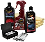 51yG Q74rCL. SL160  Meguiars 7 Piece Paint Correction Kit