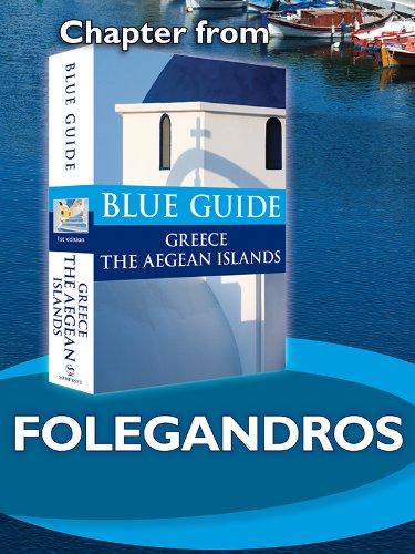 Nigel McGilchrist - Folegandros - Blue Guide Chapter