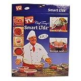 4 Piece - As Seen on TV - Chef Tony's Smart Lidz
