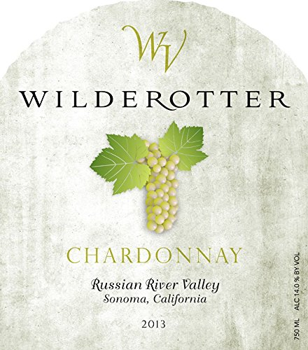 2013 Wilderotter Vineyard Russian River Valley Chardonnay 750 Ml