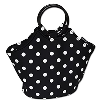 Lunch Bag by Freddie and Sebbie - Fashionable Reusable Large Neoprene Lunch Box - Luxury Lunch Boxes Bags For Women, Adults, Kids, Girls, and Teen Girls