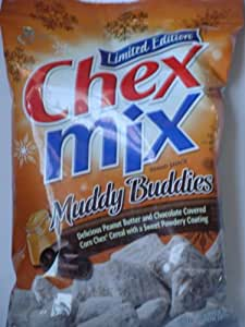 Chex Mix Muddy Buddies Limited Edition, 10.5 oz. bag (Pack of 6)