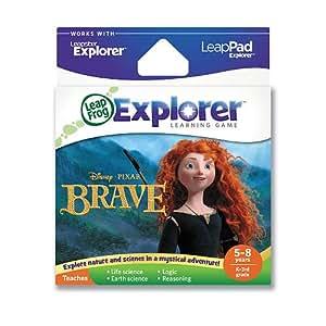 LeapFrog Explorer Learning Game Disney Brave Brave parallel import goods (japan import)