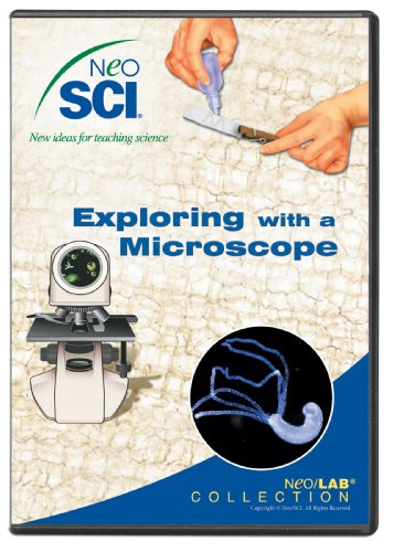 Neo/Sci Exploring With A Microscope Neo/Lab Cd-Rom, Network Version