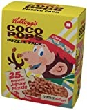 Kellogg's Coco Pops Vintage Cereal Box Puzzle Magnet Set