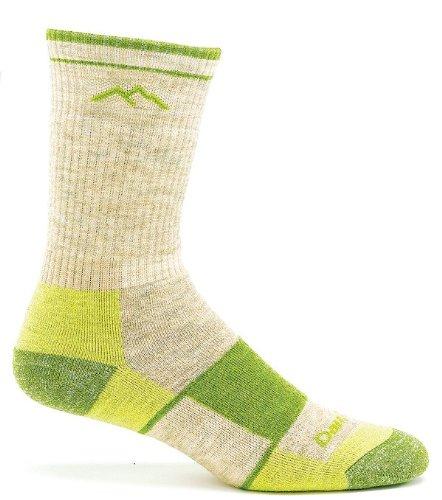 Darn Tough Vermont Women'S Merino Wool Boot Full Cushion Socks, Green Tea, Medium