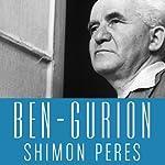 Ben-Gurion: A Political Life | Shimon Peres,David Landau