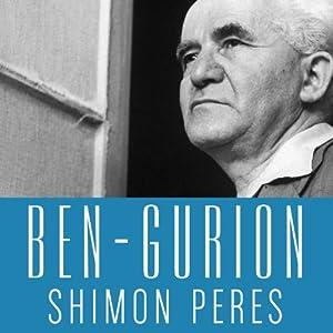 Ben-Gurion: A Political Life | [Shimon Peres, David Landau]