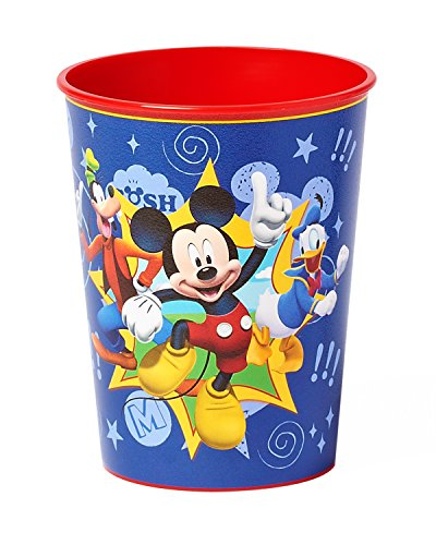 Great Deal! American Greetings Mickey Mouse Clubhouse 16-Ounce Plastic Party Cup, Party Supplies