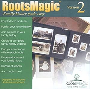 RootsMagic Family Tree Genealogy Software