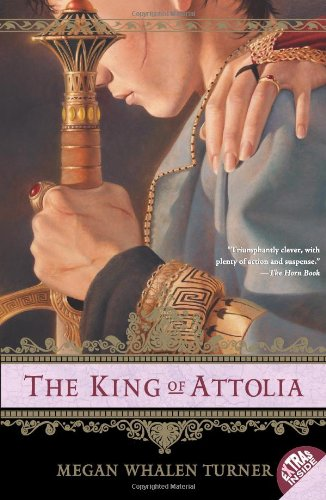 A Conspiracy of Kings (The Queen's Thief, #4)