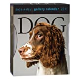 Dog Page-A-Day Gallery Calendar 2011 ~ Workman Publishing