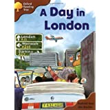 Oxford Reading Tree: Stage 8: Storybooks: A Day in Londonby Rod Hunt