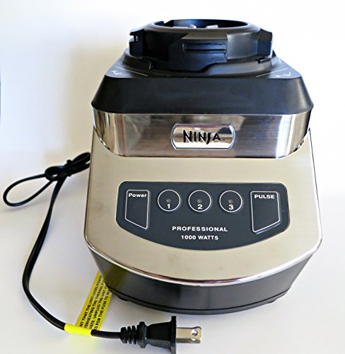 Ninja Kitchen Systems Blender NJ600 1000 Watt Replacement Power Motor Base (Ninja Blender 1000 compare prices)