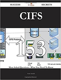 CIFS 153 Success Secrets - 153 Most Asked Questions On CIFS - What You Need To Know