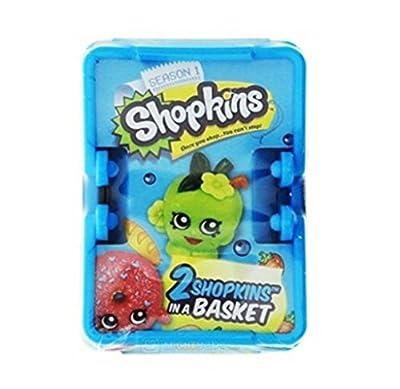Shopkins Shopping Basket - Includes 2 Shopkins! by Shopkins
