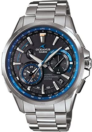 カシオ CASIO OCEANUS OCW-G1000-1AJF GPS HYBRID WAVECEPTOR Men\\\'s WATCH 男性 メンズ 腕時計 【並行輸入品】