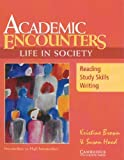 img - for Academic Encounters: Life in Society Student's Book: Reading, Study Skills, and Writing book / textbook / text book