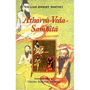 Amazon.com: Atharva Veda Samhita (Harvard Oriental Series ...