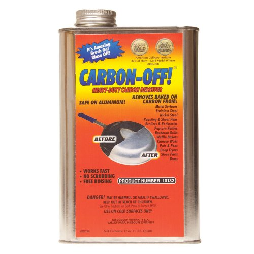 Discovery Products 10632 1 QT CARBON-OFF LIQUID DEGREASER (Carbon Cleaner compare prices)