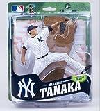 8月入荷商品】マクファーレントイズ MLB フィギュア 田中 将大(マーくん)/ニューヨーク・ヤンキース