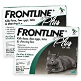 Merial Frontline Plus for Cats - 12-Pack ~ Merial