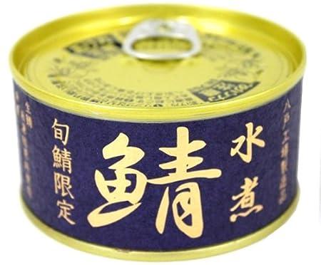 伊藤食品 旬鯖限定 鯖水煮 180g×4缶