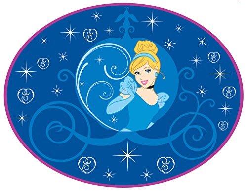 Disney Cinderella Princess Bathroom Bath Bedroom Rug 26 X 20