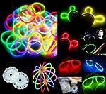 100 Knicklichter, Glow Sticks, Leucht...