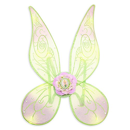 Disney Store Deluxe Tinker Bell Light Up Wings for Girls