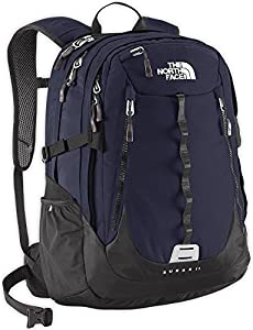 The North Face Surge 2 Backpack (Cosmic Blue/Asphalt Grey)
