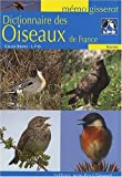 Dictionnaire des oiseaux de France