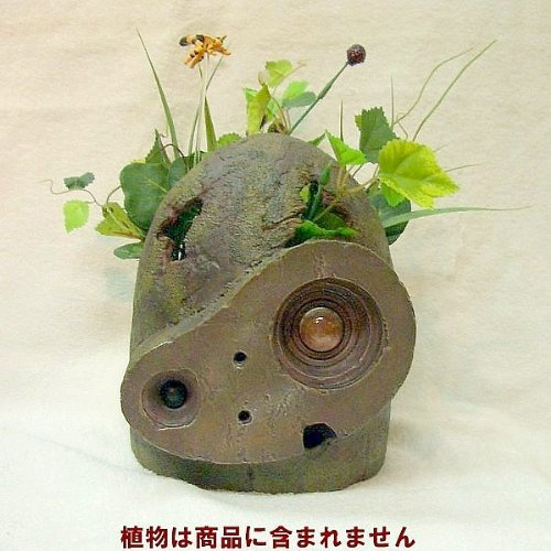 Robot soldier thought [Ghibli planters]