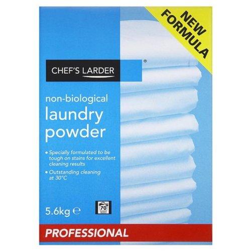 Chefs Larder Non Biological Laundry Powder 5.6kg