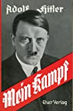 Mein Kampf(german Language Edition) (German Edition) (0984158480) by Hitler, Adolf
