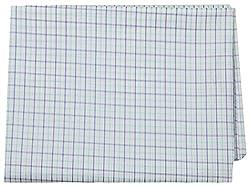 Shree Balaji Textiles Men's Shirt Fabric (Multi-Coloured)