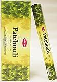 HEM Incense - Patchouli - 120 Sticks (6 pack of 20 sticks each)