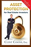 img - for Asset Protection for Real Estate Investors by Coons, Clint (2009) Paperback book / textbook / text book