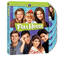 Full House - The Complete Fifth Season