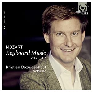 Mozart: Keyboard Music, Vols. 5 & 6