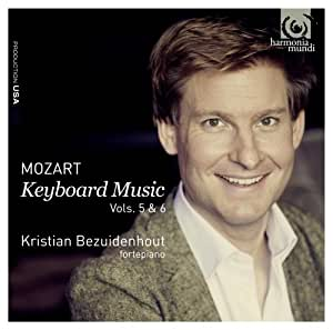 Mozart: Keyboard Music, Vols. 5 & 6