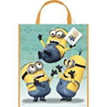Deluxe Despicable Me Favor Bag, 13 x 11""