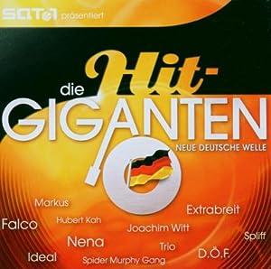 Die hit giganten neue deutsche welle musik for Die neue deutsche welle