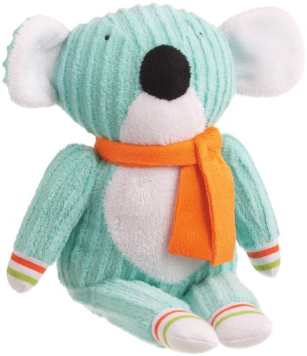 "Monkeez ""Khloe"" Mini Teal Koala Bear Plush"