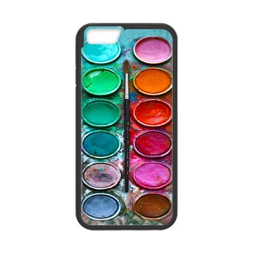 nuyebnjd Carrying Case for iPhone 6 - Non-Retail Packaging - Watercolor Palette