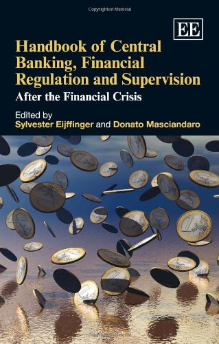 Handbook of Central Banking, Financial Regulation and Supervision (Elgar Original Reference)