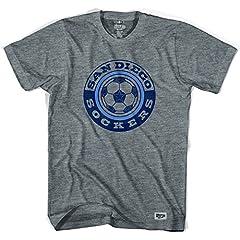 San Diego Sockers Soccer T-shirt