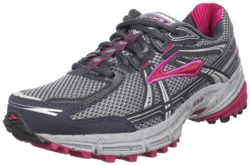 Brooks Women's Adrenaline Asr 8 W Crise/Viola/Anthracite/Silver Trainer 1200951B627 3.5 UK, 5.5 US